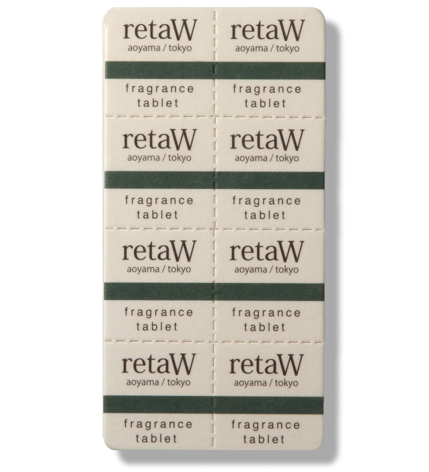 retaW Natural Mystic Fragrance Tablet