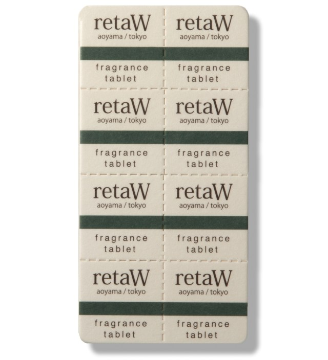 retaW Natural Mystic Fragrance Tablet