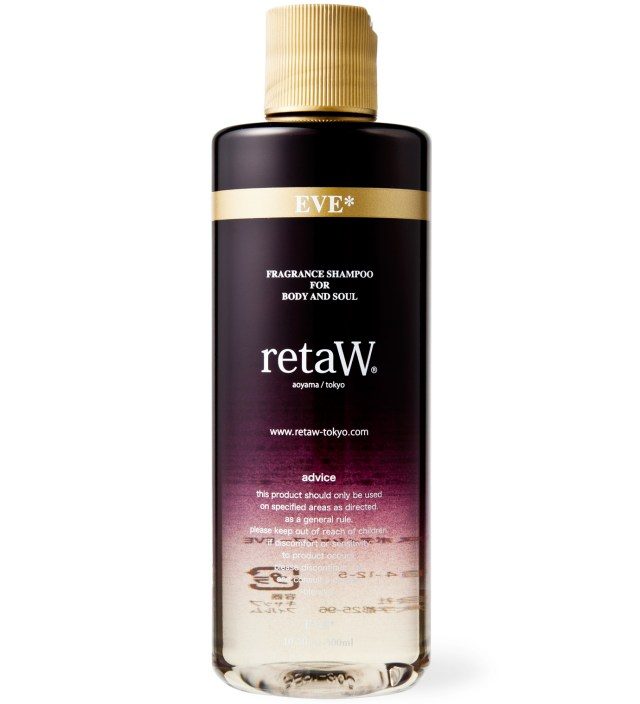 retaW Eve Fragrance Body Shampoo