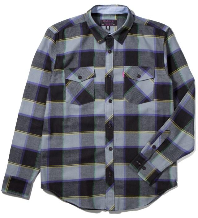 Mishka Black Blockade Shirt
