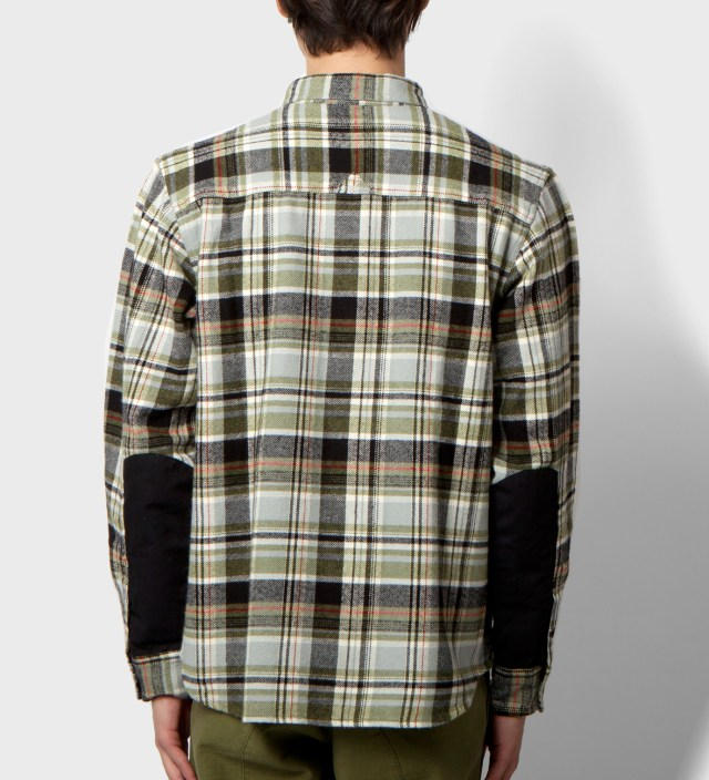 Us Versus Them Olive Beaumont Longsleeve Shirt