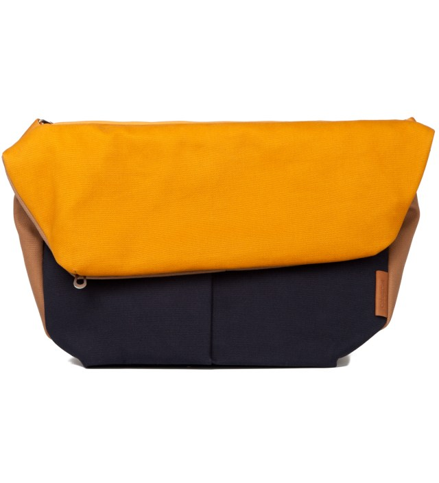 Côte&Ciel Côte&Ciel x Beams Mustard Spree Messenger Bag