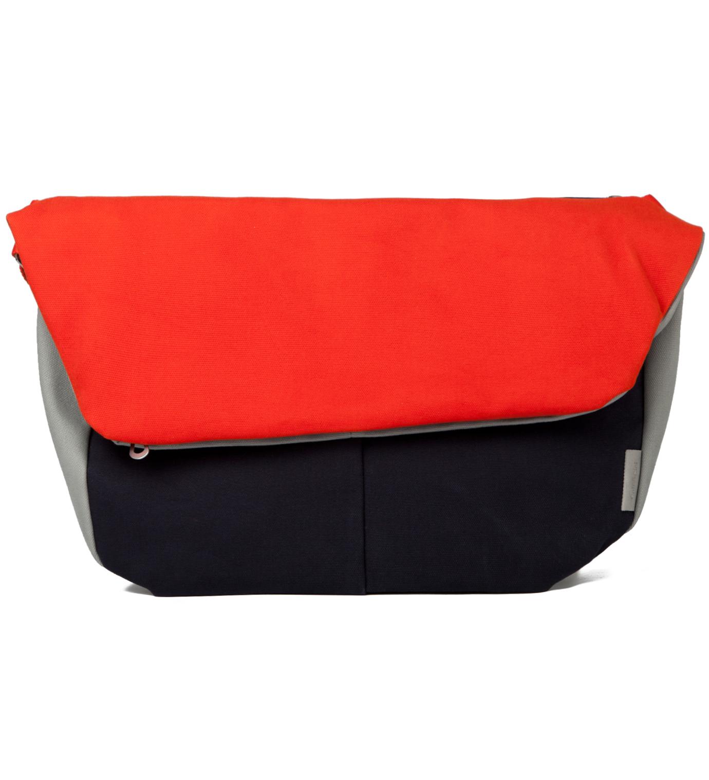Côte&Ciel Côte&Ciel x Beams Orange Spree Messenger Bag