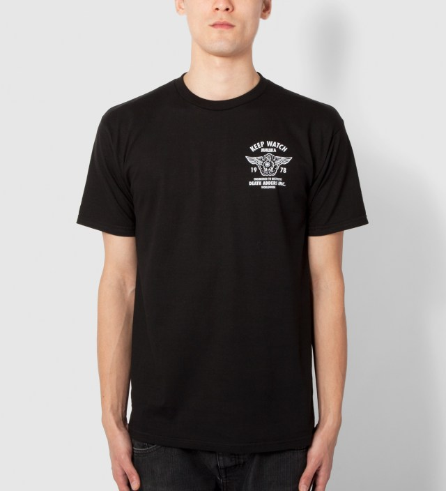 Mishka Black Easy Rider T-Shirt