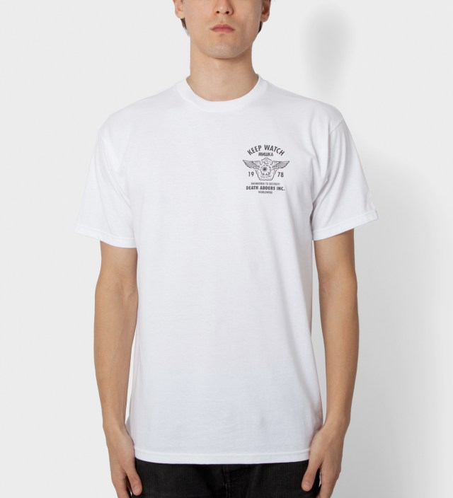 Mishka White Easy Rider T-Shirt