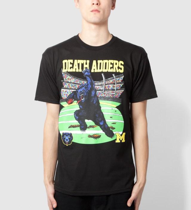Mishka Black D.A. Scrimmage T-Shirt