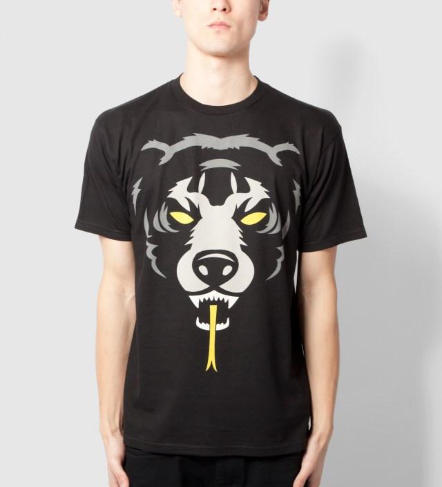 Mishka Black Oversize Adder T-Shirt