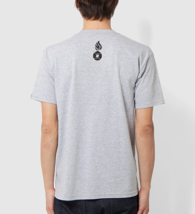 UNDEFEATED Heather Grey Recon T-Shirt