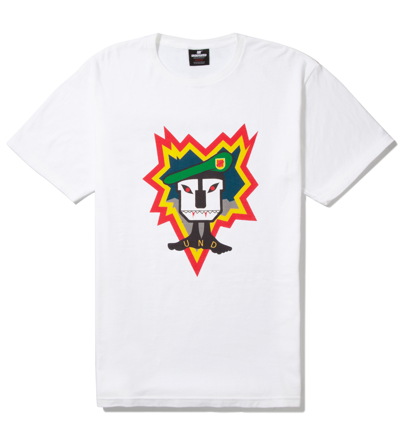 UNDEFEATED White Recon T-Shirt