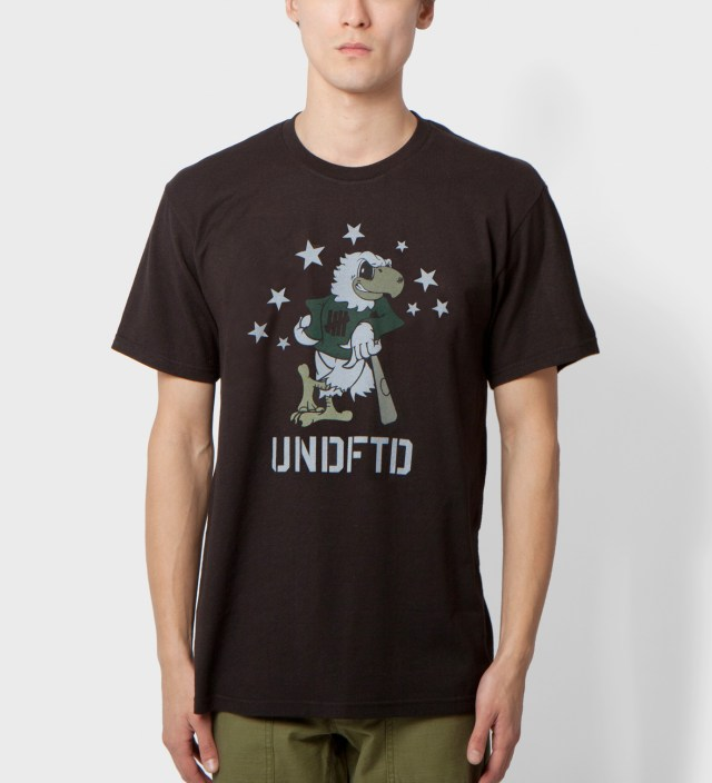 Undefeated Black Eagle UNDFTD T-Shirt