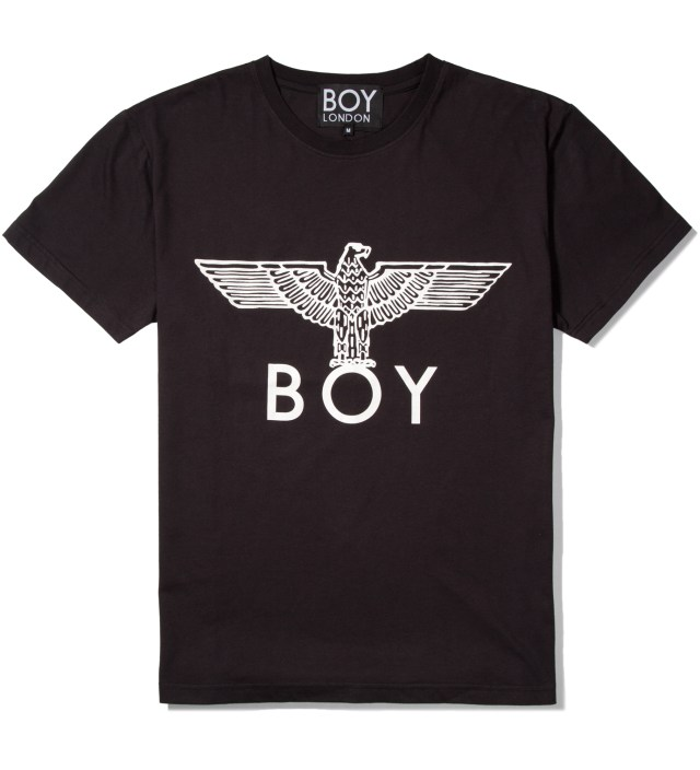 BOY London Black/White Boy Eagle T-Shirt