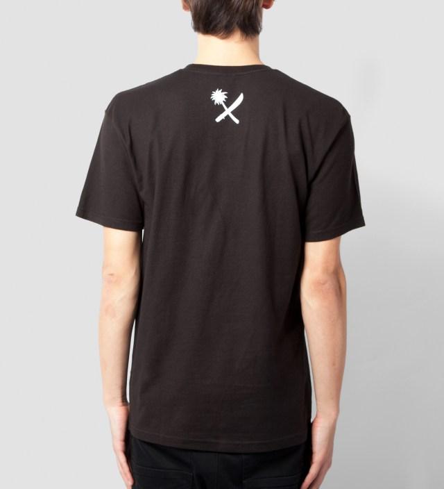 Us Versus Them Black Preserved T-Shirt