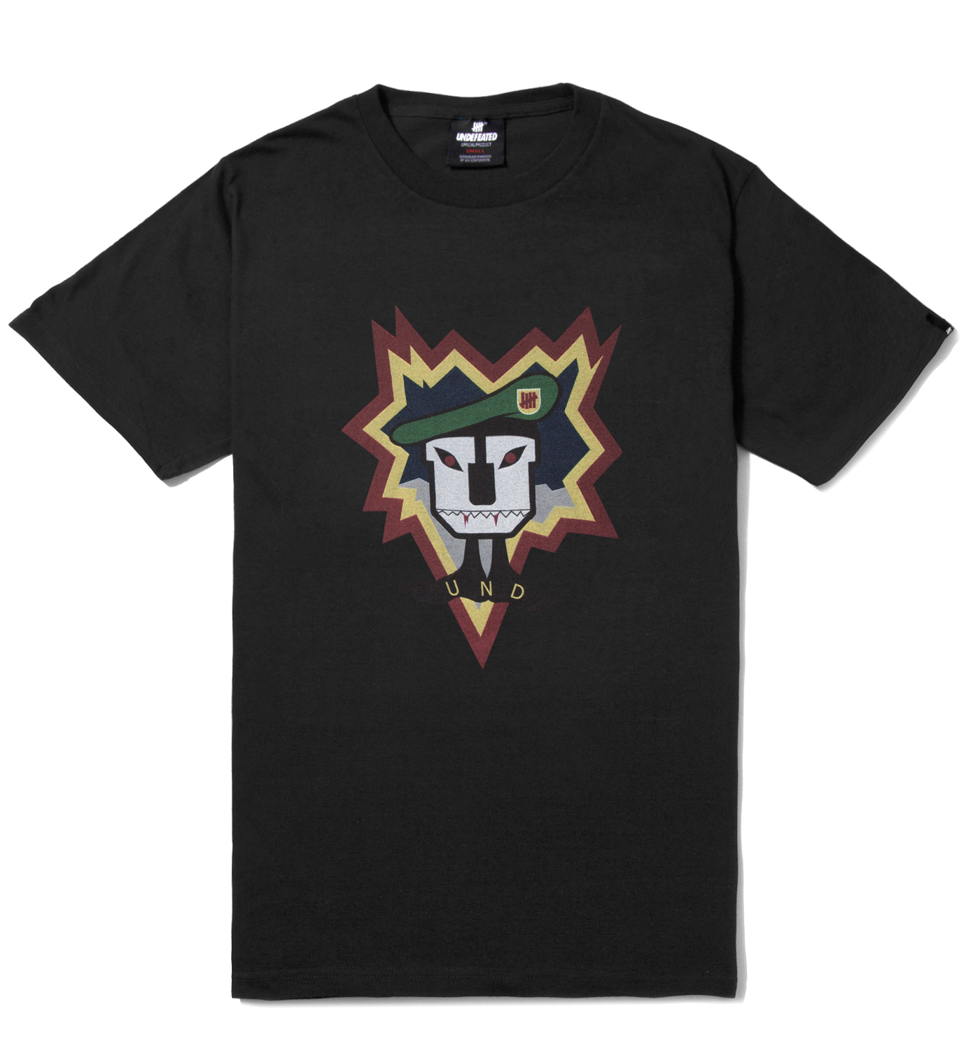 UNDEFEATED Black Recon T-Shirt