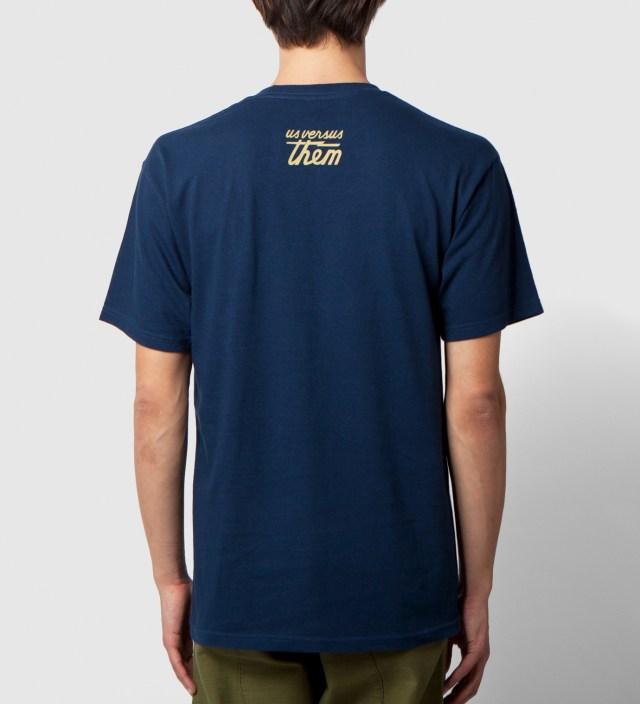 Us Versus Them Indigo Jungle Cruise T-Shirt