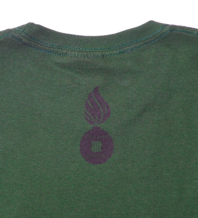 UNDEFEATED Forest Green No. 1 Bullet T-Shirt