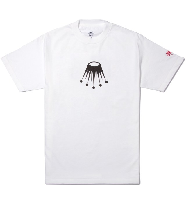 SSUR White Lex Crown T-Shirt