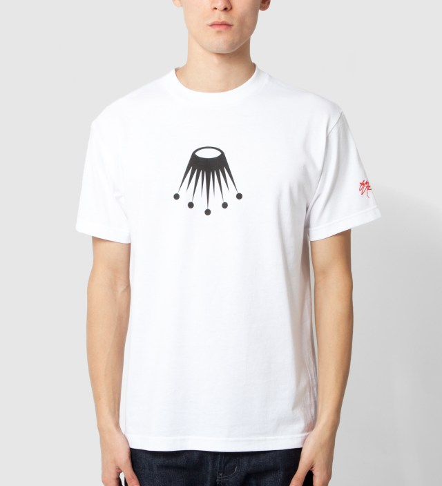SSUR White Lex Crown T-Shirt