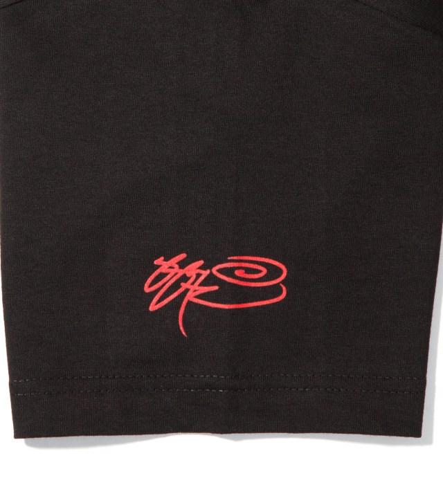 SSUR Black NY Bones T-Shirt
