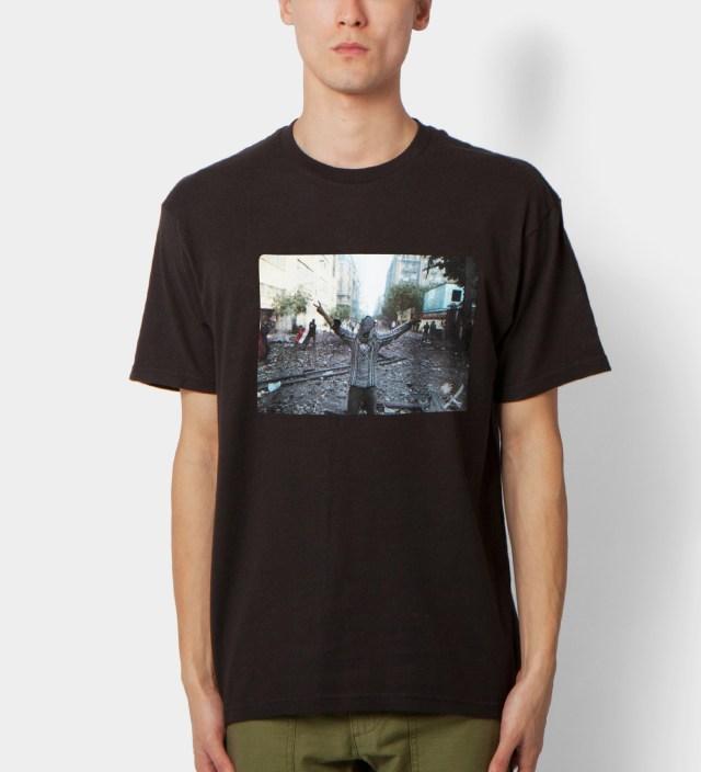 Us Versus Them Black Anon T-Shirt
