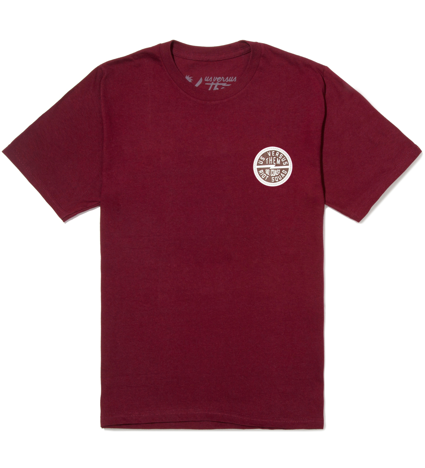 Us Versus Them Wine Port Authority T-Shirt
