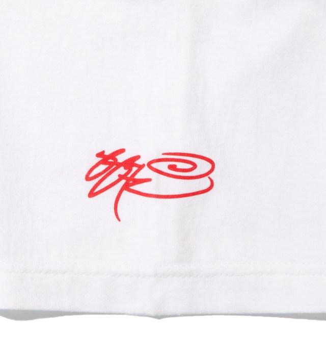 SSUR White Fast Life T-Shirt