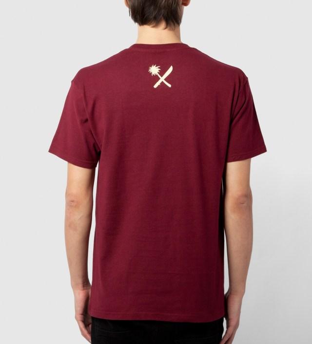Us Versus Them Wine Preserved T-Shirt