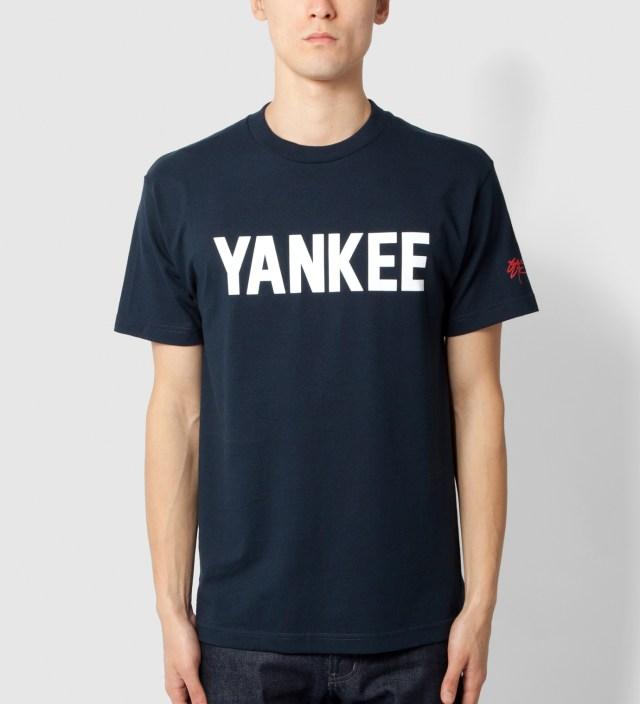 SSUR Navy Yankee T-Shirt