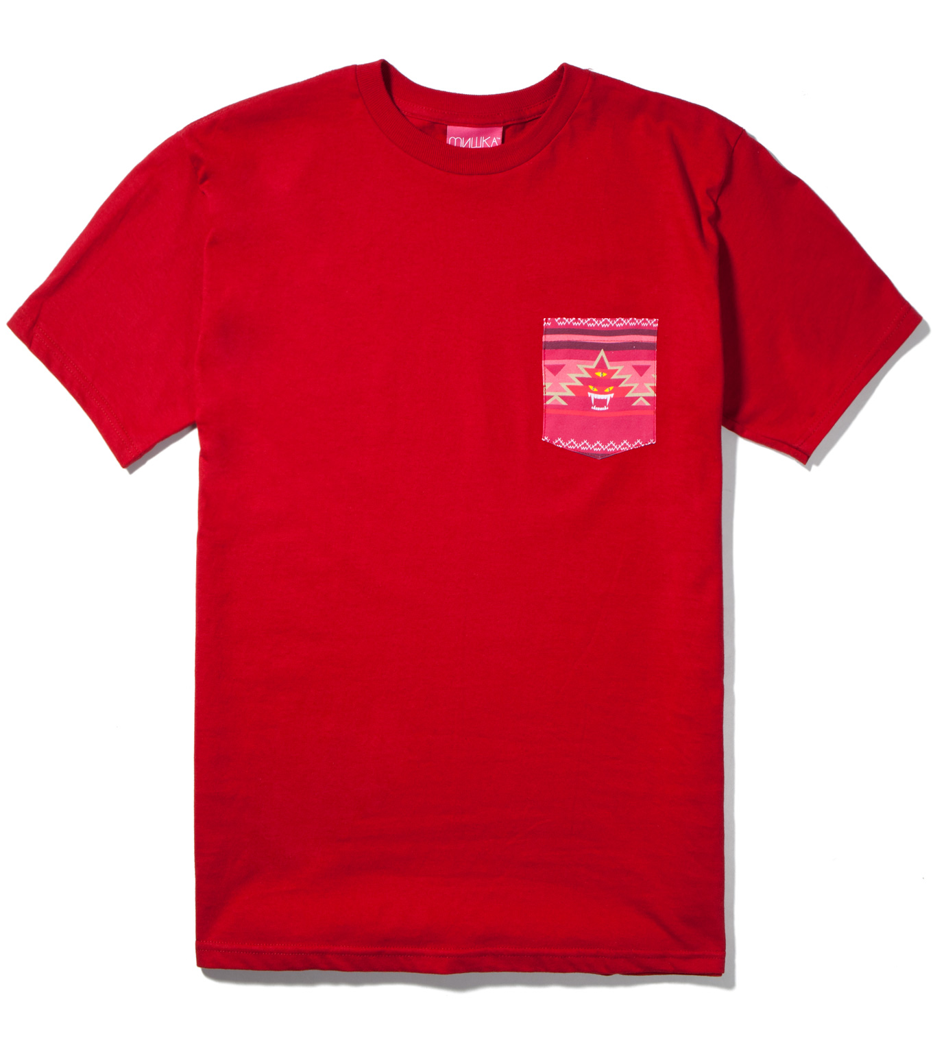 Mishka Cardinal Vision Quest Pocket T-Shirt