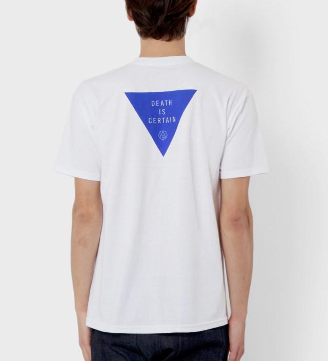 FUCT White 8 Ball World T-Shirt