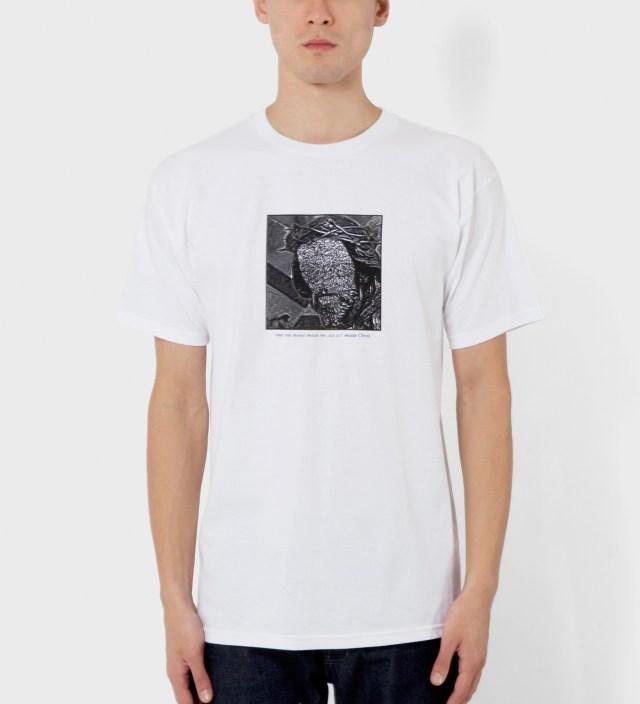 FUCT White Godlike T-Shirt