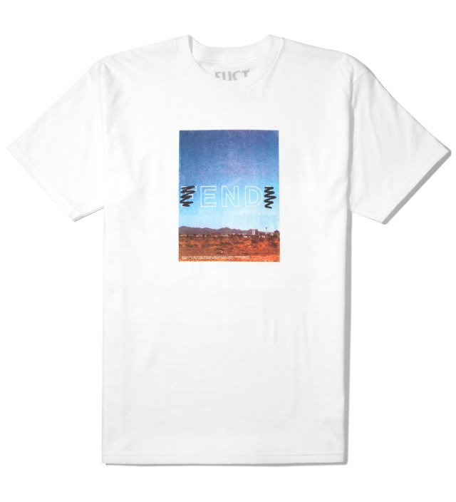 FUCT White End T-Shirt