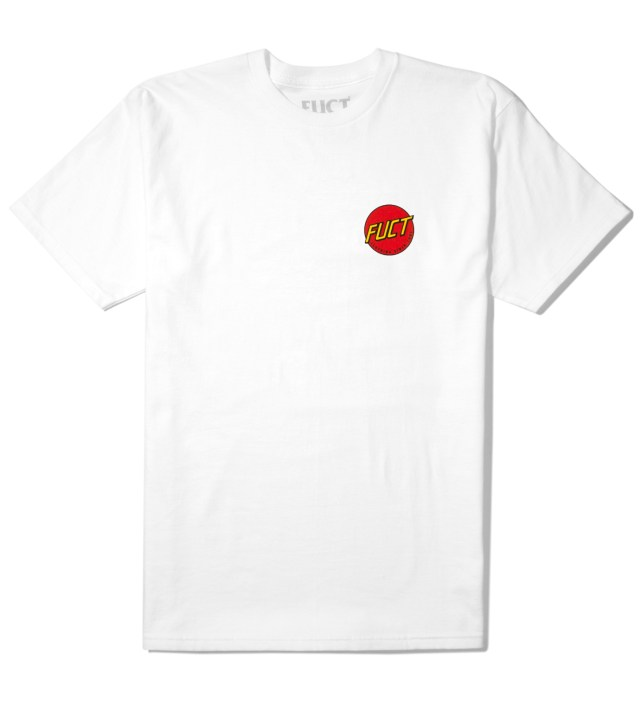 FUCT White Forever In Our Hearts T-Shirt