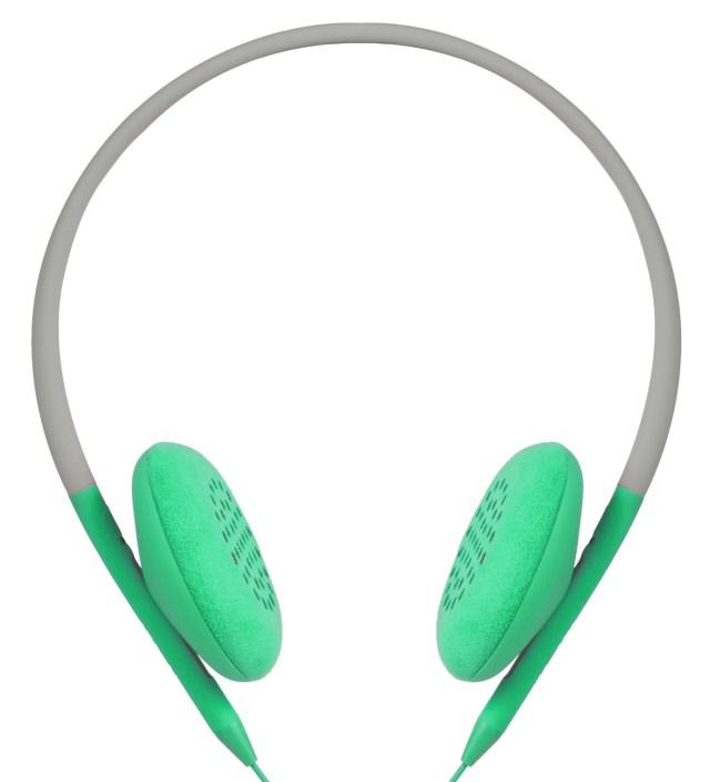 Incase Primer/Apple Green Pivot Packable Folding Headphones