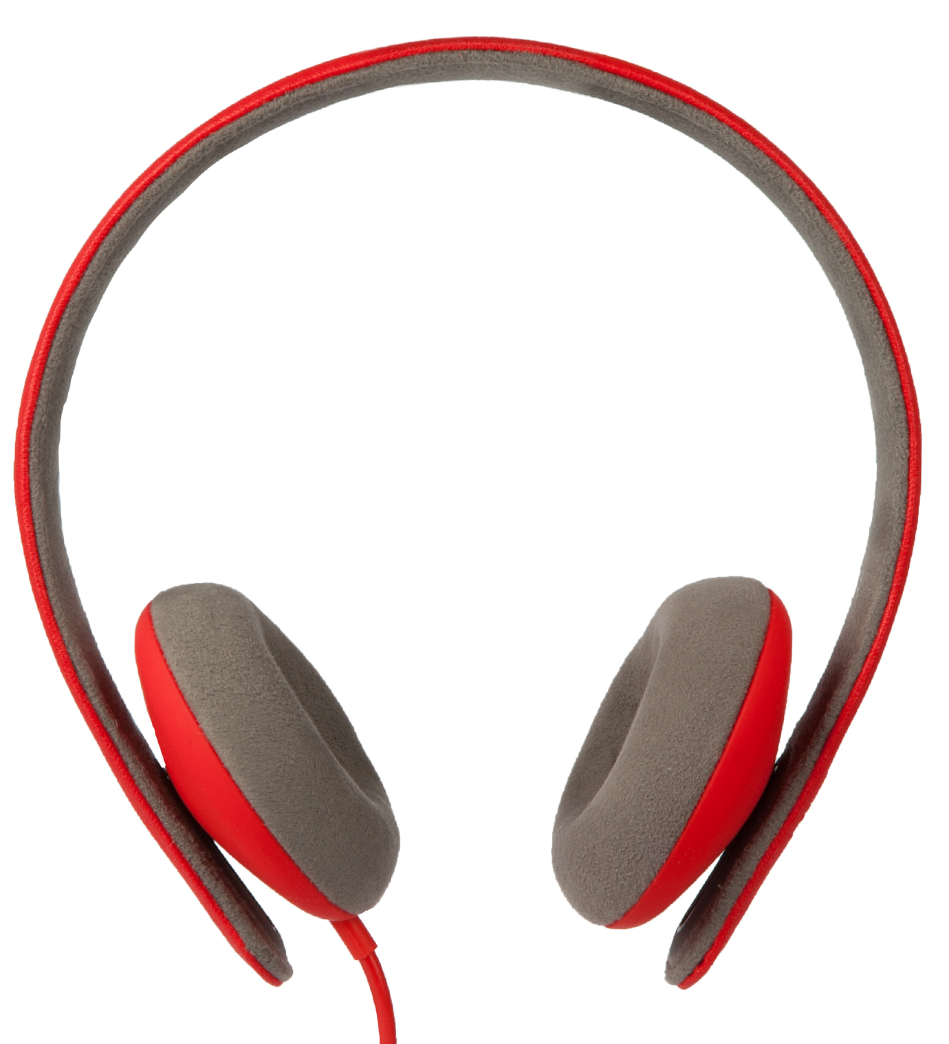 Incase Hot Red/Primer Reflex Coated Canvas Headphones