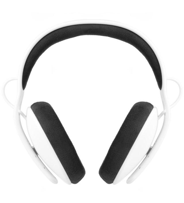 Incase White/Iron Sonic Premium Headphones