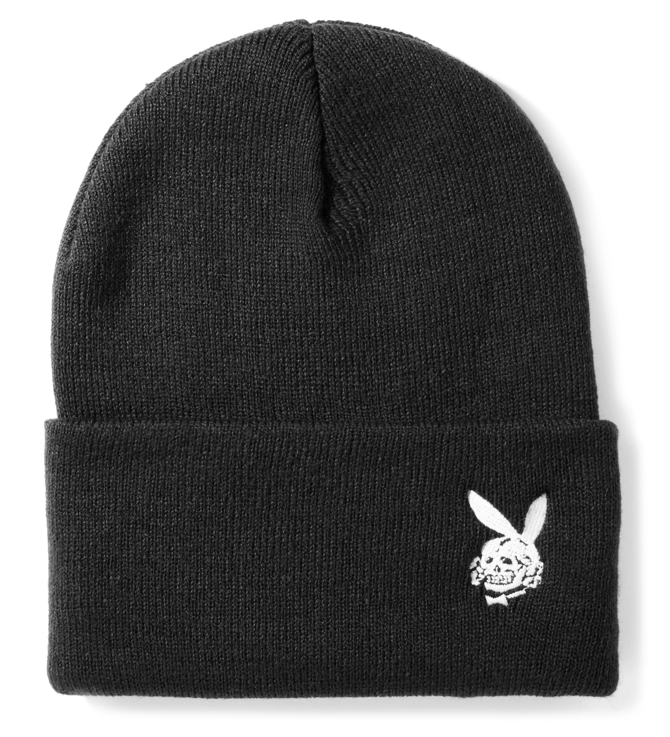 FUCT Black Death Bunny Watch Cap