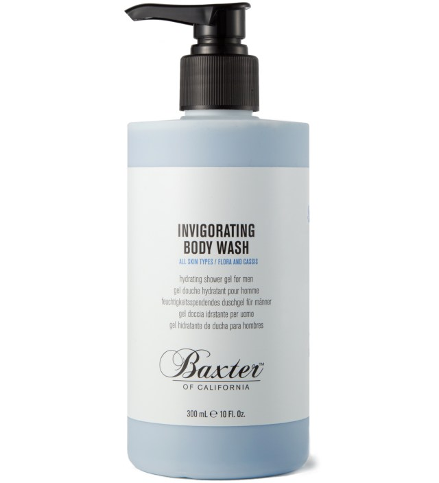 Baxter of California Flora Cassis Invigorating Body Wash