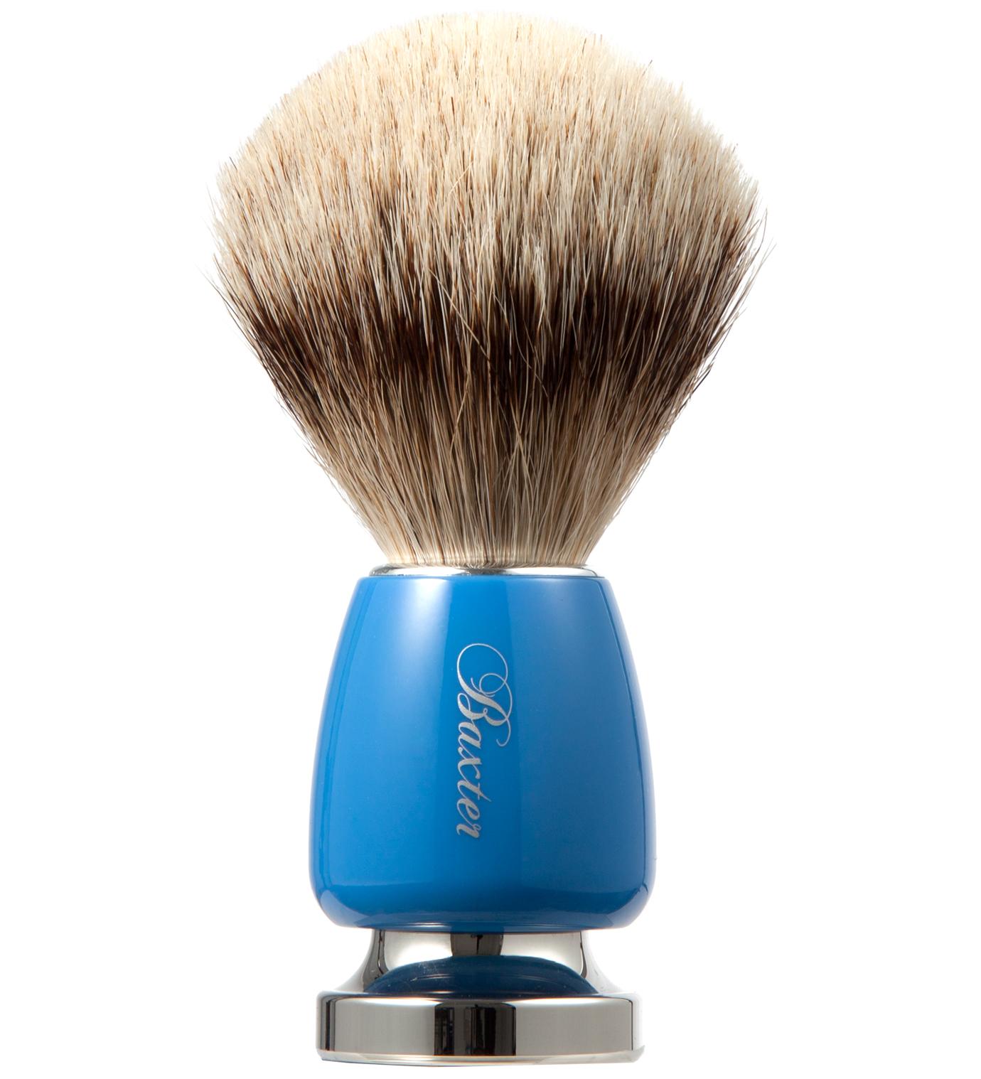 "Baxter of California Shave Brush - Badger ""Silver Tip"""