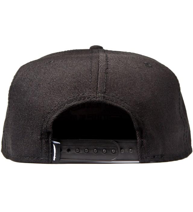 Us Versus Them Black Nomad Snapback Ballcap