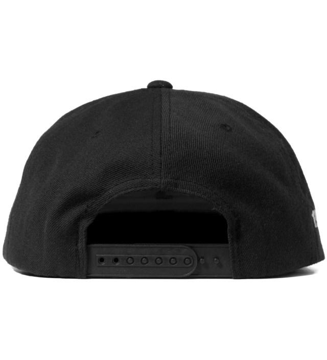 FUCT Black OG Logo Snapback Cap