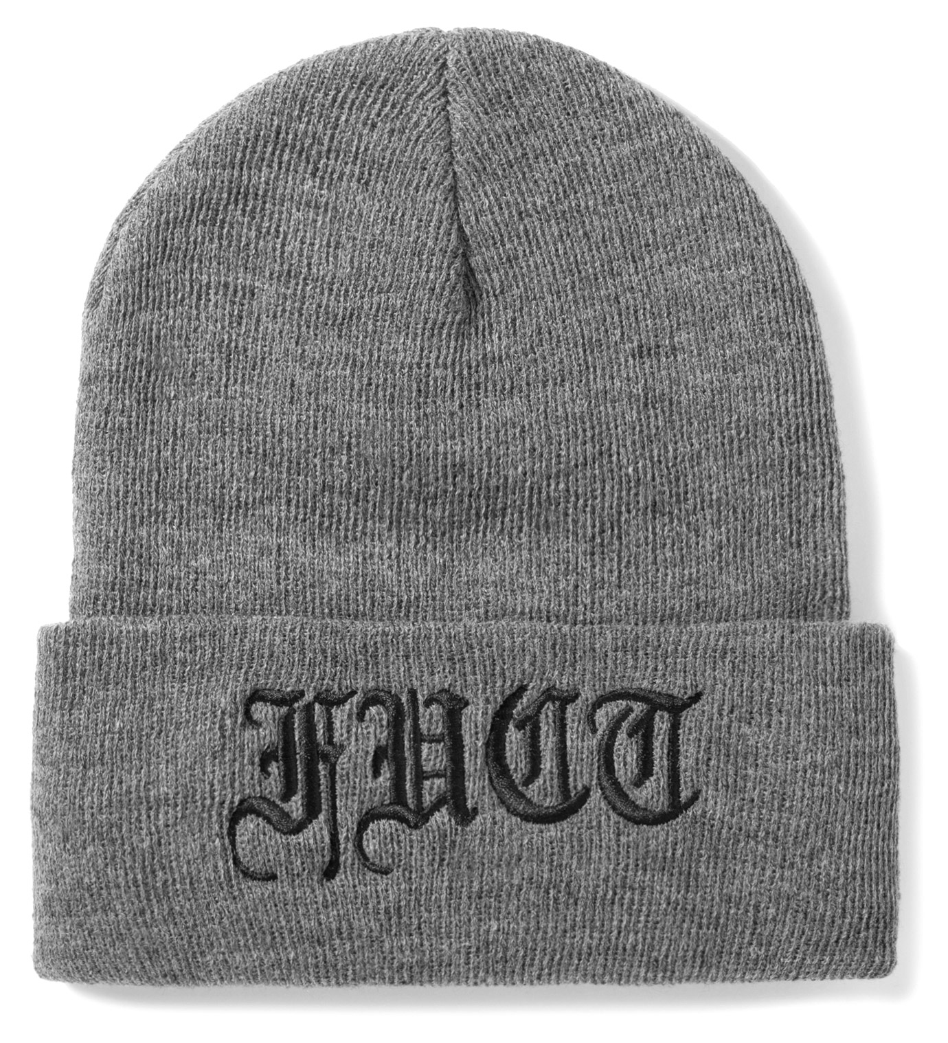 FUCT Grey Swap Meet Watch Beanie