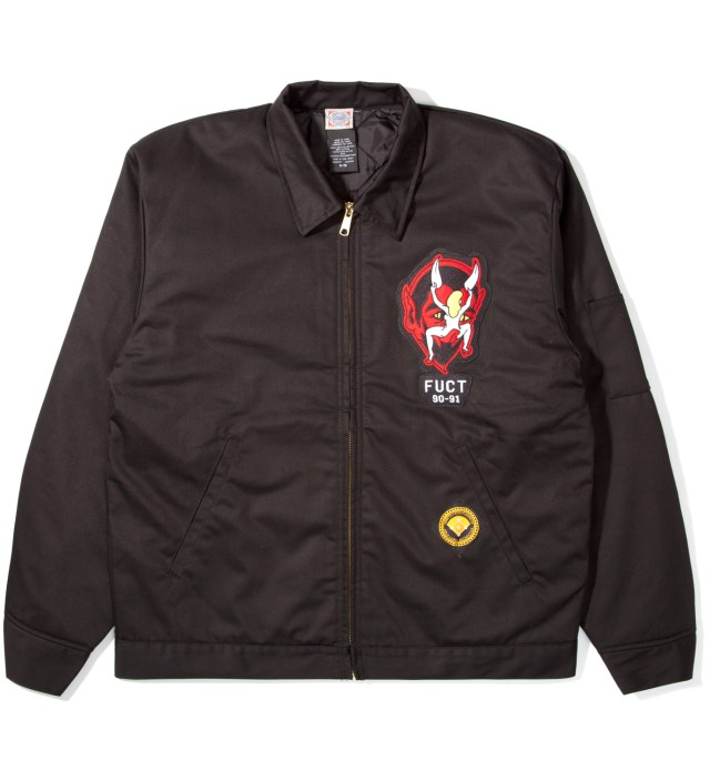 FUCT Black Belly Of The Beast Jacket