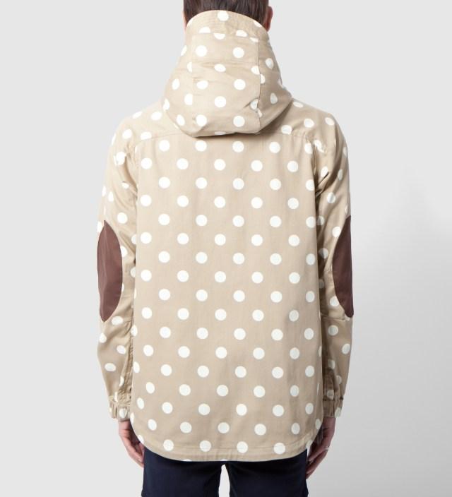 CASH CA Beige Dot Tech Jacket