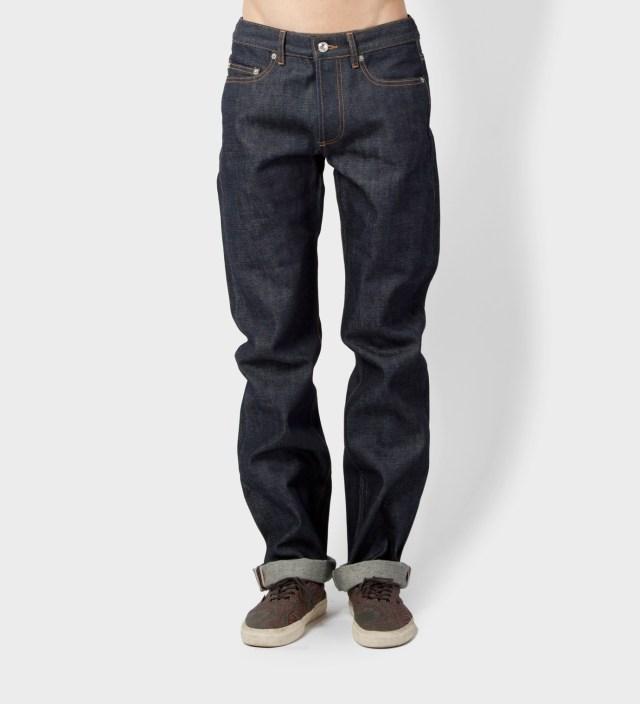 A.P.C. Indigo Rescue Jeans