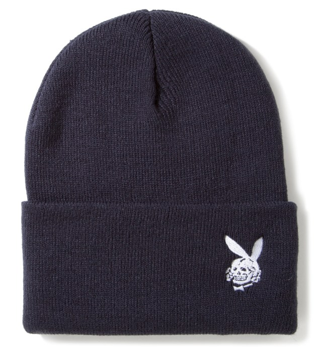 FUCT Blue Death Bunny Watch Cap