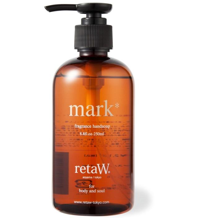 retaW Mark Hand Soap