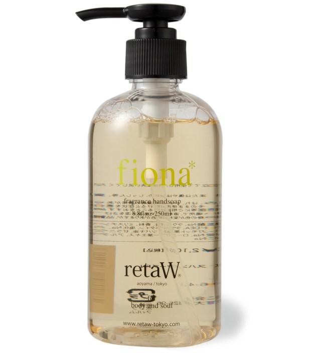retaW Fiona Hand Soap