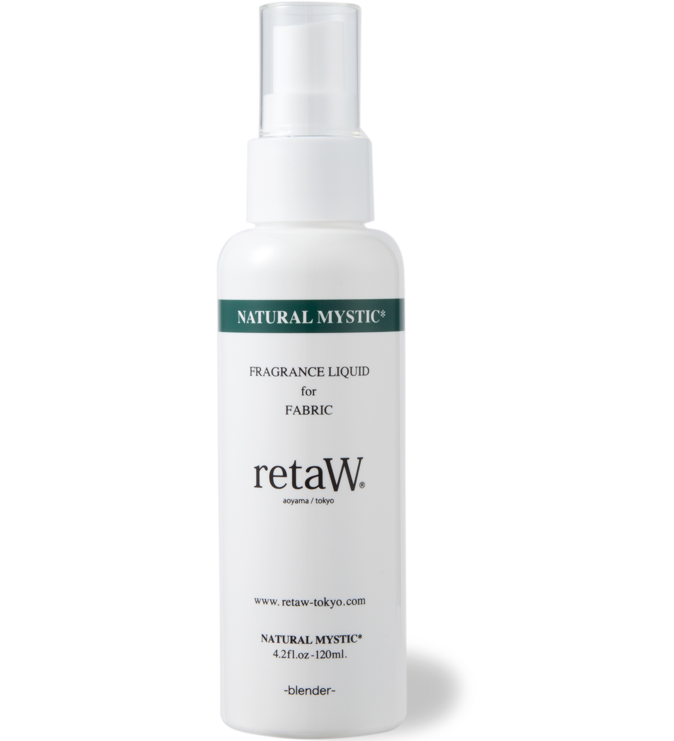 retaW Natural Mystic Fragrance Liquid for Fabric