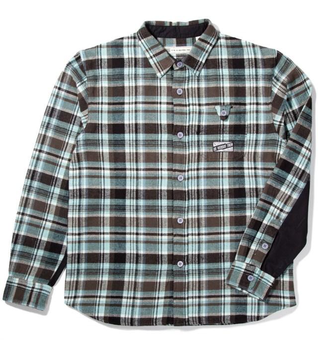 Us Versus Them Blue Beaumont Longsleeve Shirt