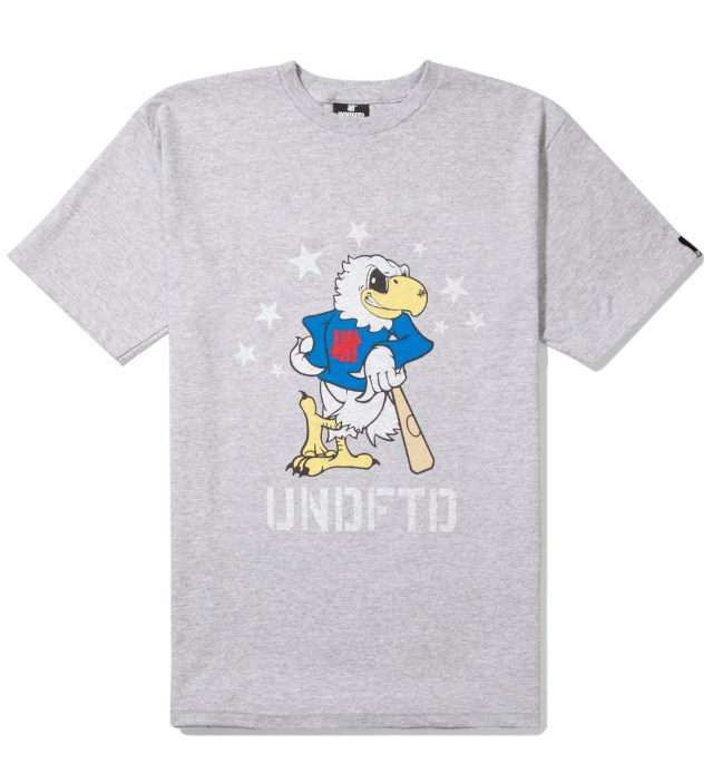 Undefeated Heather Grey Eagle UNDFTD T-Shirt